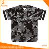 Sublimation Baseball Jersey Custom Sport Wear