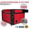100W Kh9060 Laser Engraving Cutting Machine