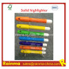 Factory Wholsale Solid Fluorescent Highlighter Pen