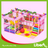 Baby Favorite Pink Indoor Playground with Cute Design Features