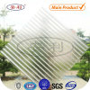 50 Micron PE Film Coated Clear Polycarboante Greenhouse Sheet