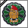 Fashion Embroidery Badge for Iron on Clothing (BYH-10125)