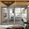 Sliding Door with Champagne Color
