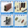 Sliding Windows and Doors Powder Coating Extrusions Aluminum Profiles