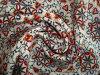 Print Silk Oriental Orers Fabric - Heavy Silk Crepe