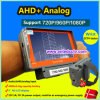 2016 Newest Wrist 5 Inch CCTV Test Meter for 1080P Ahd + Analogue Camera