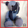 Jeans Stuffed Plush Teddy Bear with Movable Arms and Legs.