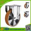 Rigid Caster Polyurethane Wheel Trolley Caster