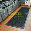 Honey Combed Drainage Hotel Kitchen Rubber Floor Mat, Rubber Mat