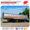 Diethyl Ether Storage Tank Semi Trailer with 3 Compartments