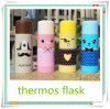 Colorful Bullet Shaped Vacuum Stainless Steel Travel Flask Dn-237b