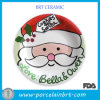 Personalized Cookie Porcelain Christmas Plates Cheap