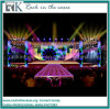 Rk Wholesale Portable Aluminum Stage with Glass Platform for Event
