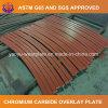 Chromium Carbide Hard Plate for Scatter Ring