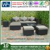 Viro PE Rattan Garden Sofa Table Set Outdoor Furniture