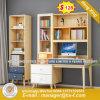 Modern Aluminum Glass Wooden Office Partition/Workstation (HX-8ND9689)