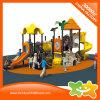 Kids Outdoor Play Area Children Playground Equipment Slides for Sale