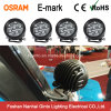 New E-MARK Jeep 18W Osram LED Work Light (GT2009-18W)