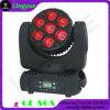 LED Wash 7X10W Rotating Beam Moving Head