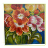 Cheapest Hand Painted Flower Picture Painting for Sale (LH-059000)