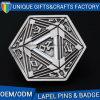 Fashion Soft Enamel Metal Badges for Promotional Gifts