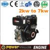 Hot Sale 3.4kw/4.6HP Engine New Design Honda Diesel Engine Electric Start Zh170f