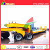 Low Loader Heavy Truck Low Bed Gooseneck Connection Dolly Trailer