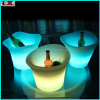 LED Illuminated Large Ice Bucket Bar Decoration Furnitures Design
