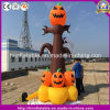Hot Inflatable Pumpkin Ghost Tree for Halloween Decoration