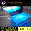 16 Color Range LED Lit Big End Table (PLT-FT004)