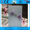 3-6mm Lake Blue Frosted Glass with AS/NZS 2208