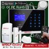Wireless Home Security Burglar GSM Alarm with RFID