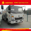 Sinotruk HOWO 4X2 Light Duty Fuel/Oil Tank Truck
