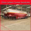 40-60m3 Vertical Bulk Cement Tanker/Tank Semi Truck Trailer