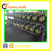 Durable Shockproof Anti-Slip Rubber Flooring Tiles for Gym Fitness Center