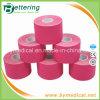 Pink Colour Waterproof Kinsio Tex Muscle Injury Rehabilitation Tape