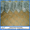 Factory Sale Galvanized Chain Link Fence Mesh / Diamond Wire Mesh Rolls
