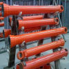 Two-Stages Hydraulic Oil Cylinder of Excavator