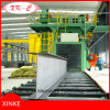 Steel Industrial Blasting Cabine machine for H Beam