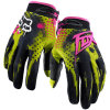 Yellow Hot Sale Sports Gloves for Motorcycle/Bicycle Rider (MAG11)