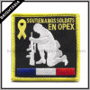 Embroidery Iron-on Patch for France Soldier (BYH-11076)