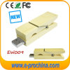 Peg/Pin Shaped Wood Eco Friendly USB Flash Drive
