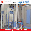 Small Cyclone Stainless Steel Powder Coating Booth