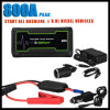 CE FCC RoHS 12V Diesel Petrol Vehicle Mini Multi-Function Car Jump Starter