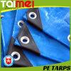 Waterproof PE Tarpaulin Sheet/ with Plastic Bar