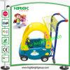 Cute Kids Supermarket Shopping Stroller