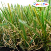 Bicolor Synthetic Grass for Kids Playing