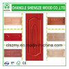 Melamine or Veneer Faced Moulded Door Skin