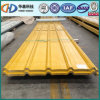 Yellow Color Prepainted Corrugated Steel Sheet for Wall and Roofing
