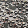 Best Selling Ss20 5mm Jet Hematite Hot Fix Swaro Rhinestone Trimming